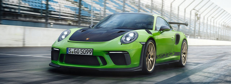 Porsche911 GT3 RS Weissach Package